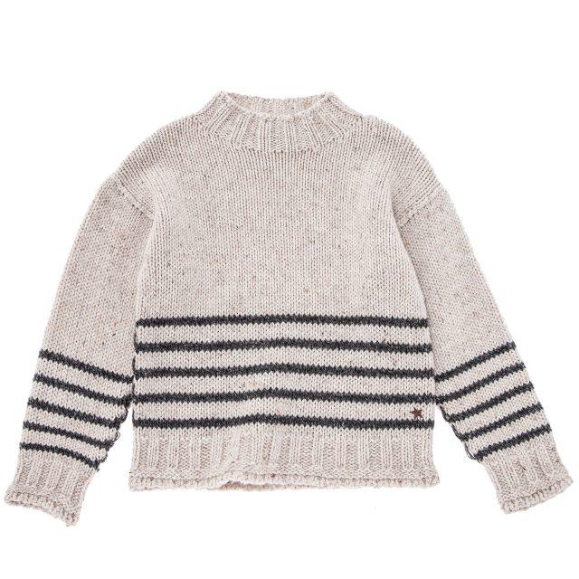 jersey rayas cuello alzado 01