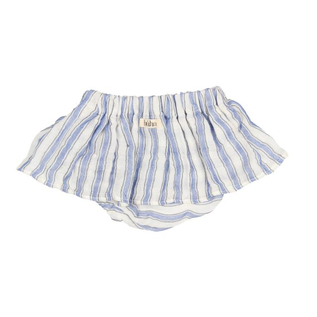 BABY GOLDIE STRIPES SKIRT INDI BAC BUHO